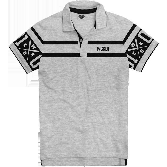 Купить Бойцовские футболки ММА, Поло Wicked One, One
