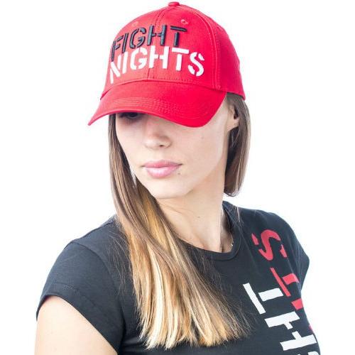 Бейсболки, Бейсболка Fight Nights, Nights  - купить