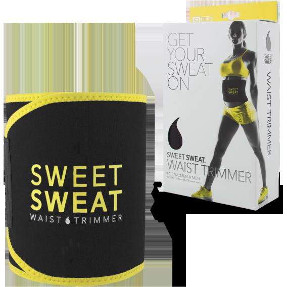 Купить Сгонка веса, спортивная одежда для похудения, Пояс Для Похудения Sweet Sweat, Sweat