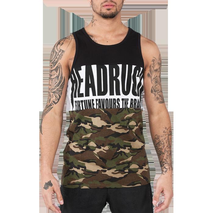 Купить Бойцовские футболки ММА, Майка Headrush, Headrush