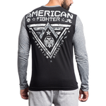 Лонгслив American Fighter Blue Mountain