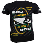 Футболка Bad Boy Brazilian Jiu Jitsu