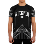 Футболка Wicked One Kheops Black