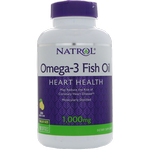 Рыбий жир Omega 3 Natrol Fish Oill 1000 mg