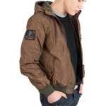 Бомбер Trailhead MJK490 Brown