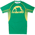Рашгард Manto Logo Green
