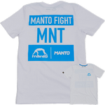Футболка Manto MNT Light Gray