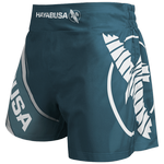 Шорты Hayabusa Kickboxing 2.0 Steel Blue