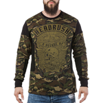 Кофта Headrush The Cyrstal Palace Light Camo