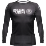 Рашгард Hardcore Training Recruit Black