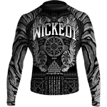 Рашгард Wicked One Tiger Black
