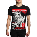 Футболка Hardcore Training Vikings On Tour