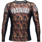 Рашгард Hardcore Training Flecktarn
