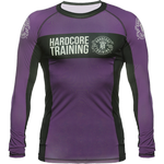 Рашгард Hardcore Training Recruit Purple