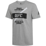 Футболка Reebok UFC Fan Gear Fight For Yours