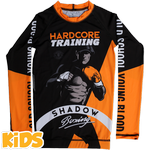 Детский рашгард Hardcore Training Shadow Boxing