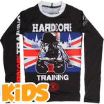 Детский рашгард Hardcore Training Spirit Of Britain