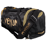Спортивная сумка Venum Trainer Lite Black/Gold