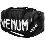 Спортивная сумка Venum Sparring Black/White