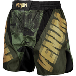 ММА шорты Venum Tactical Forest Camo/Black
