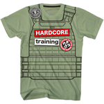 Футболка Hardcore Training Weighted Vest