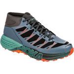 Беговые кроссовки Hoka Speedgoat Mid Wp Stormy Weather/Beryl Green