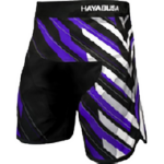 Шорты Hayabusa Metaru Charged Purple