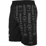 Шорты Venum Logos Black/Grey