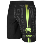 Шорты Venum Logos Black/Neo Yellow