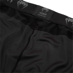 Леггинсы Venum Logos Black/Grey