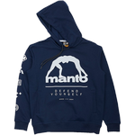 Худи Manto Elements Navy