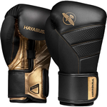 Перчатки Hayabusa T3 Black/Gold