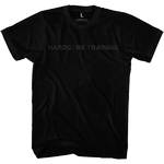 Футболка Hardcore Training Basic Black/Black