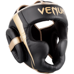 Шлем Venum Elite Black/Gold