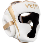 Шлем Venum Elite White/Gold