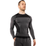 Рашгард Venum G-Fit Grey/Black