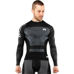 Рашгард Venum Sky247 Black/Grey
