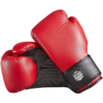 Боксерские перчатки Ultimatum Boxing Reload Smart Red&Black