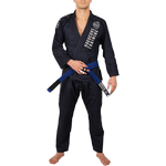 Кимоно Hardcore Training Denim Navy Blue