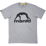 Футболка Manto Vibe Heather Grey