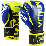 Перчатки Venum Hammer Loma Edition Blue/Yellow