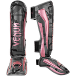 ММА шингарды Venum Elite Black/Pink Gold