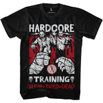 Футболка Hardcore Training Zombie