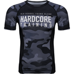 Рашгард Hardcore Training Night Camo 2 SS