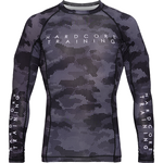 Рашгард Hardcore Training Hexagon Camo